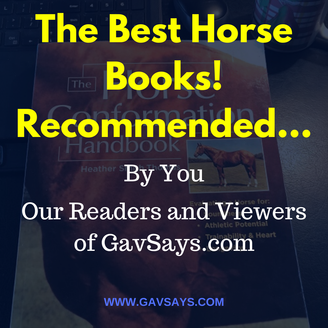 The Best Horse Books Recommended by You...